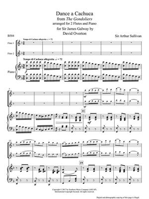 Arias for Two Flutes and Piano: Arr. (James Galway): Flute Duet