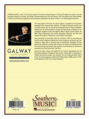 Concerto in G Major: Arr. (James Galway): Flute & Piano