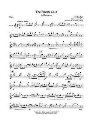 The Encore Solo: Arr. (James Galway): Flute