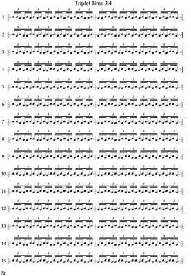 David Dieni: Drumming In All Directions: Drum Kit