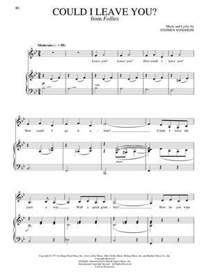 Stephen Sondheim: The Stephen Sondheim Collection – Volume 2: Voice & Piano