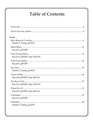 Taylor Made: Banjo or Mandolin