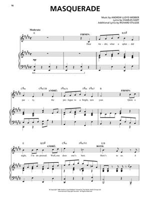 Andrew Lloyd Webber: The Phantom of the Opera: Vocal