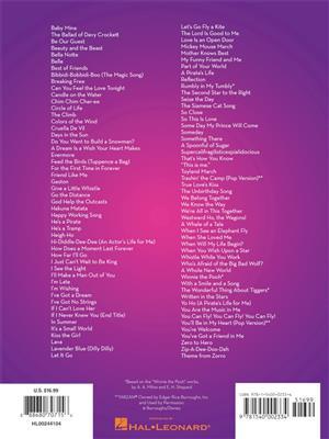 101 Disney Songs: Flute