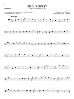 101 Disney Songs: Trombone