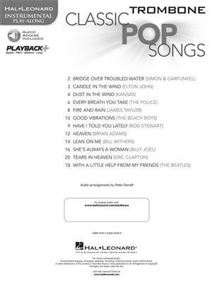 Classic Pop Songs - Trombone: Trombone