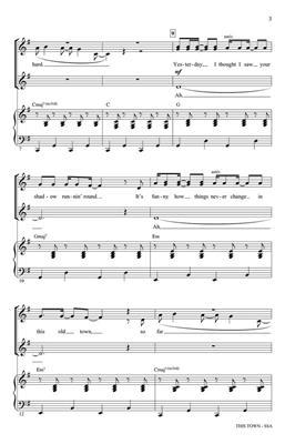 Ed Lojeski: This Town: Women's Choir