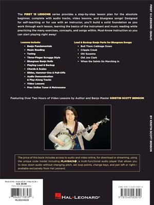 First 15 Lessons - Banjo