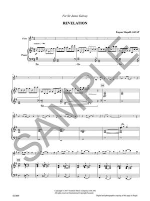 Revelation: Flute & Piano