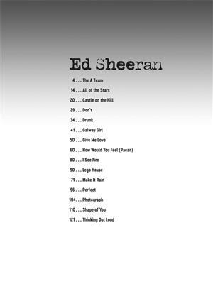 Ed Sheeran: Guitar or Lute