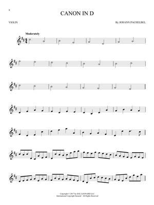 First 50 Songs You Should Play on the Violin: Violin