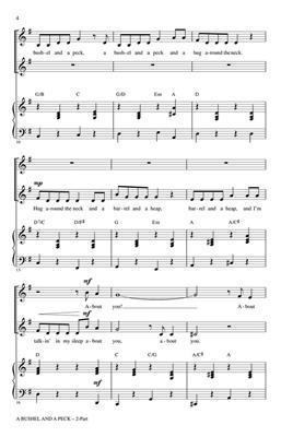 Frank Loesser: A Bushel and a Peck: Mixed Choir
