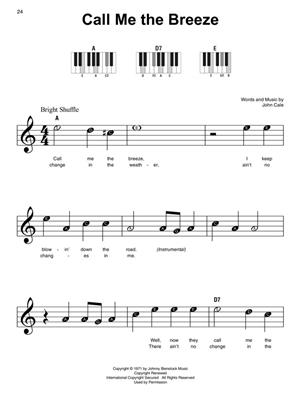 Three Chord Songs - Super Easy Songbook: Piano or Keyboard