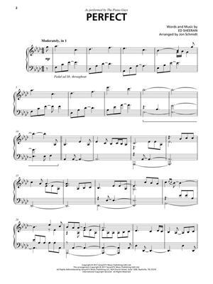 The Piano Guys: Perfect: Piano