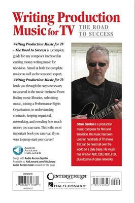 Steve Barden: Writing Production Music for TV: Books on Music