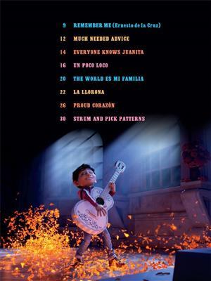Disney/Pixar's Coco: Guitar or Lute