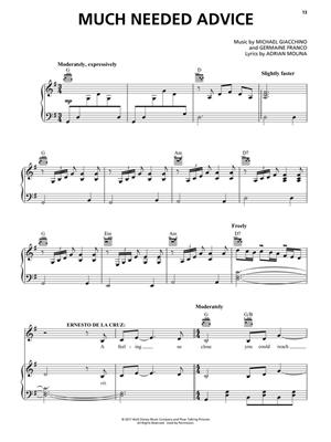 Kristen Anderson-Lopez: Disney/Pixar's Coco: Piano, Vocal and Guitar (songbooks)