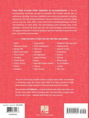 Guitar Lesson Dictionary: Guitar or Lute