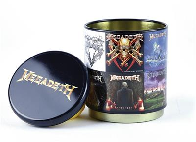 Megadeth: Albums - Stackable Tin: Gifts