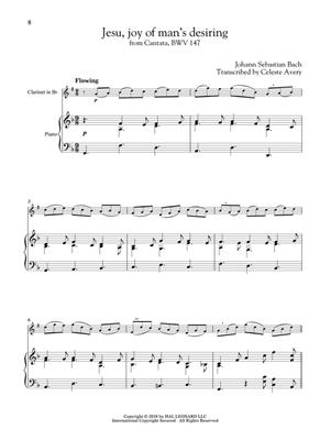 Wedding Music for Classical Players - Clarinet: Clarinet