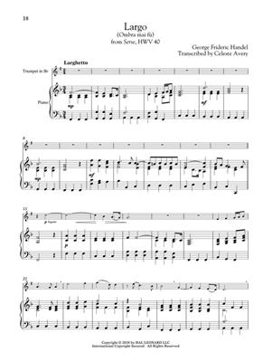 Wedding Music for Classical Players - Trumpet: Trumpet, Cornet or Flugelhorn