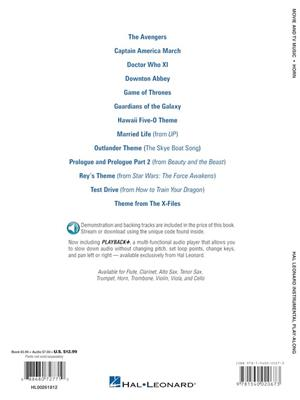Movie and TV Music - Horn: French Horn