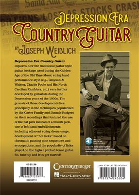 Depression Era Country Guitar: Guitar