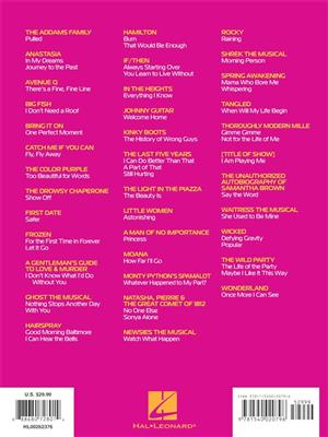 21st Century Musical Theatre: Women's Edition: Vocal