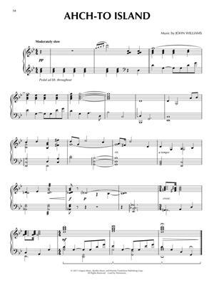John Williams: Star Wars: The Last Jedi: Piano or Keyboard