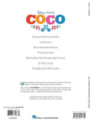 Coco - Clarinet: Clarinet