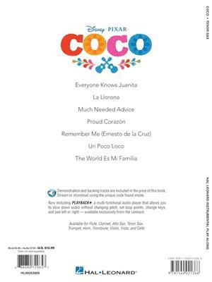Coco - Tenor Saxophone: Saxophone