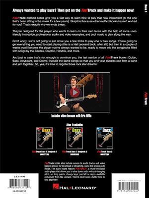 FastTrack Bass Method - Starter Pack