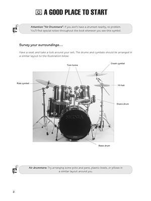 FastTrack Drum Method Starter Pack