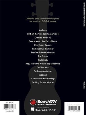 Leonard Cohen for Ukulele: Ukulele