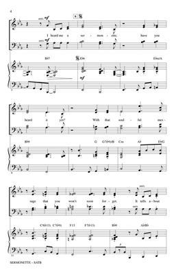 Hal Leonard: Sermonette