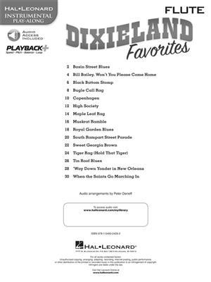 Dixieland Favorites - Flute: Flute