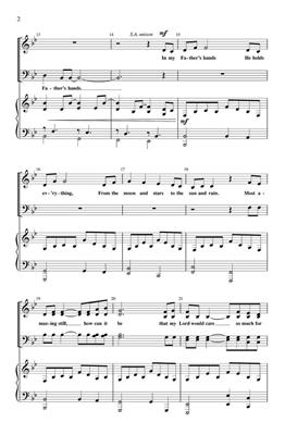 Faye Lopez: In My Father's Hands: Arr. (Faye Lopez): SATB