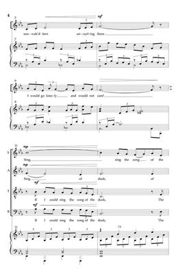 Richard A. Nichols: The Song of Love: SATB