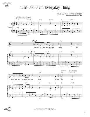 John Jacobson: The Wonder of Music: Vocal