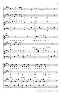 La La Land: Women's Choir