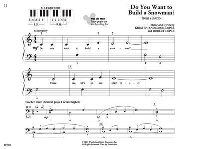 Nancy Faber: PreTime® Piano Disney: Piano or Keyboard