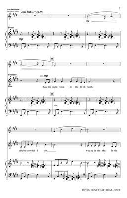Hal Leonard: Do You Hear What I Hear