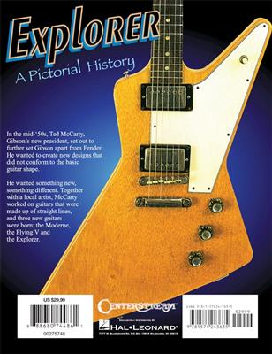 Explorer: A Pictorial History: Books on Music