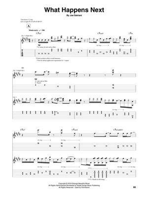 Joe Satriani - What Happens Next: Guitar or Lute