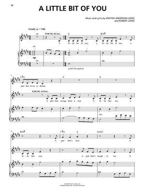 Kristen Anderson-Lopez: Disney's Frozen - The Broadway Musical: Vocal