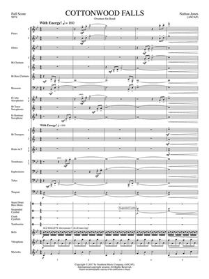 Nathan Jones: Cottonwood Falls: Concert Band