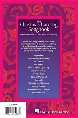 The Christmas Caroling Songbook: Mixed Choir