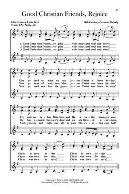 The Christmas Caroling Songbook: Women's Choir