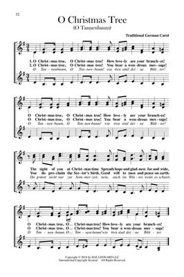 The Christmas Caroling Songbook: SSA