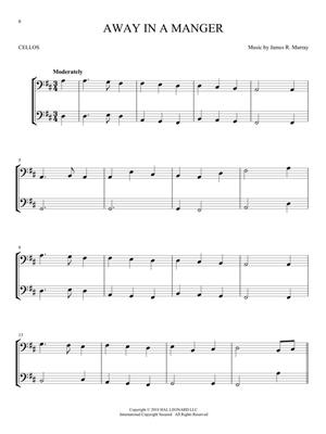 Christmas Carols for Two Cellos: Cello